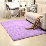 Tapis Scandinave Antidérapant Violet | Chaises Scandinave