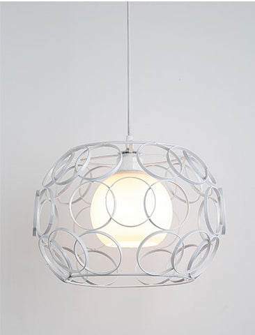 Lampe Scandinave Pendentif Cage | Chaises Scandinave