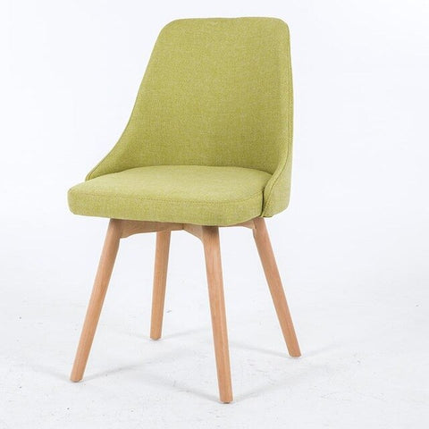 Chaise Scandinave Style Classe Verte Olive