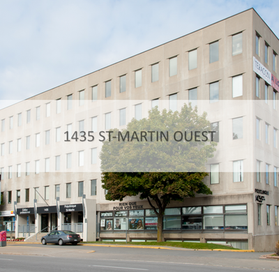 1435 St-Martin Ouest