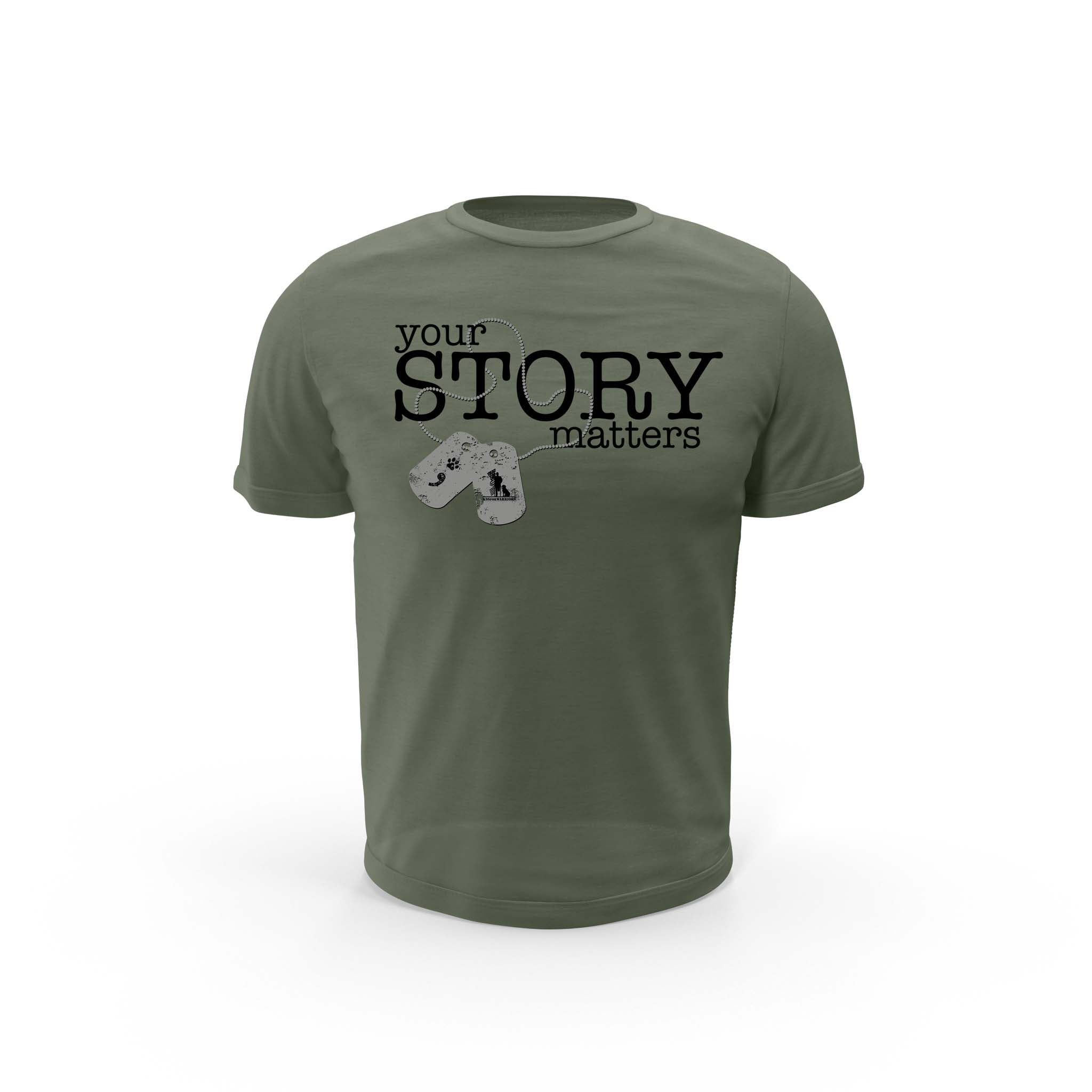 Your Story Matters Shirt
