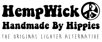 HempWick™ Handmade By Hippies in New Smyrna Beach, FL!!