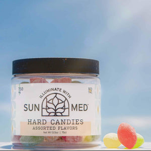 Broad Spectrum Hard Candies - yourcbdstoremooresville