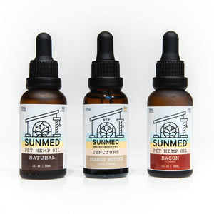Broad Spectrum Pet Tinctures - yourcbdstoremooresville