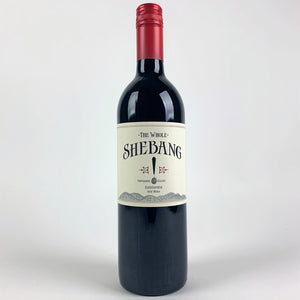 NV Bedrock Wine Co. Shebang Red Thirteenth Cuvee