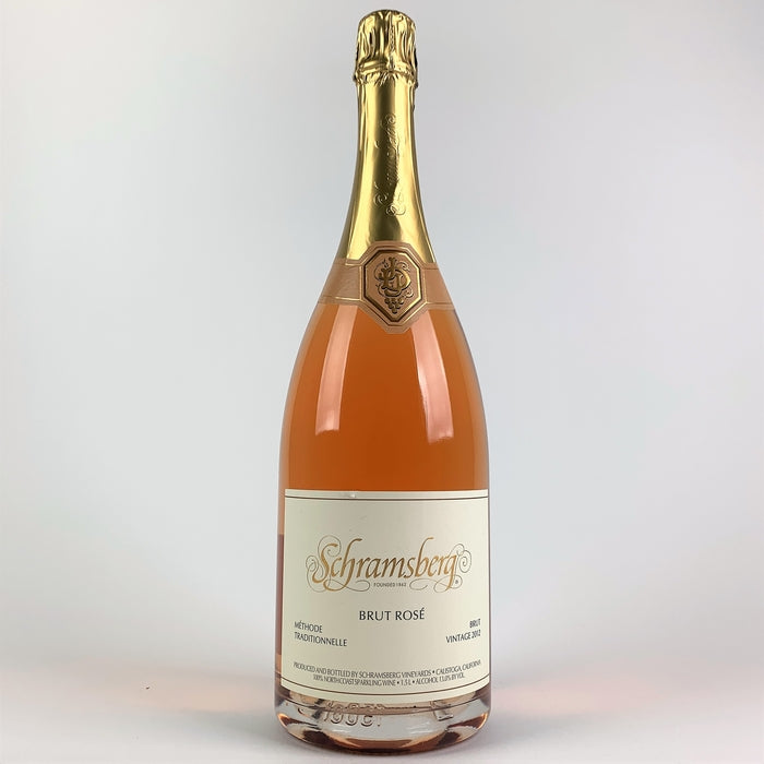 2012 Schramsberg Brut Rose North Coast 1.5 L