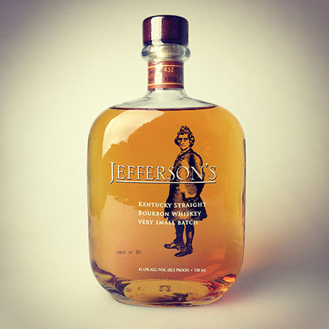 Jefferson's Very Small Batch Bourbon