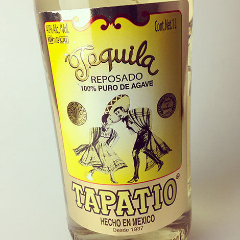 Tapatio Tequila Reposado 1.0 L