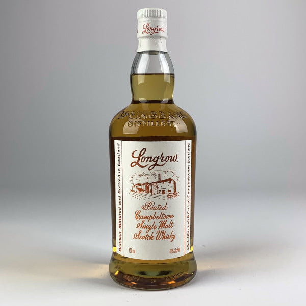 Longrow Peated Single Malt Scotch