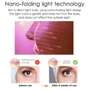 GlowBooster™ LED Light Beauty Shield (Hands Free)