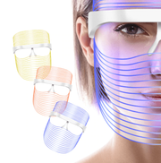 GlowBooster™ LED Light Therapy Shield