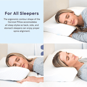 Core® Posture Pillow for Better sleep and Anti-Aging