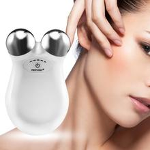 Mini Microcurrent Facial Toner to Lift Contour Tone Skin & Reduce Look of Wrinkles