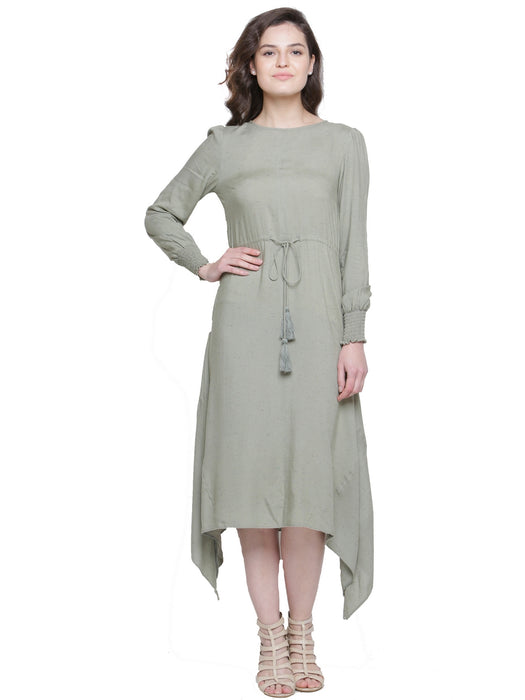 NEPS ASYMMETRIC HEM DRESS