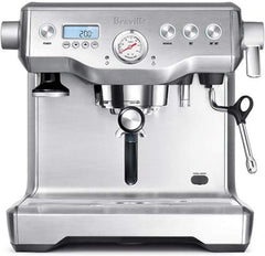 Image of Dual Boiler Espresso Machine Stainless Steel