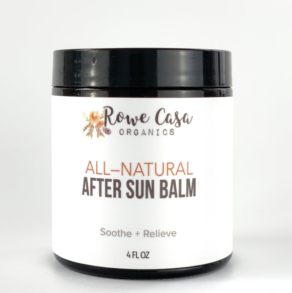 All-Natural After Sun Balm