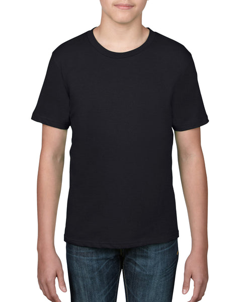 Anvil Youth Tee - Black