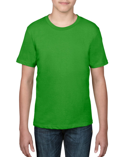Anvil Youth Tee - Green Apple