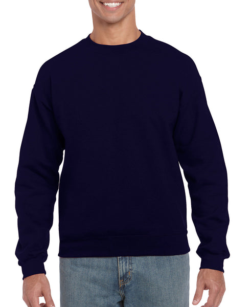 Gildan Crew Neck Sweatshirt - Navy
