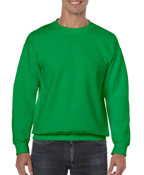 Gildan Crew Neck Sweatshirt - Irish Green