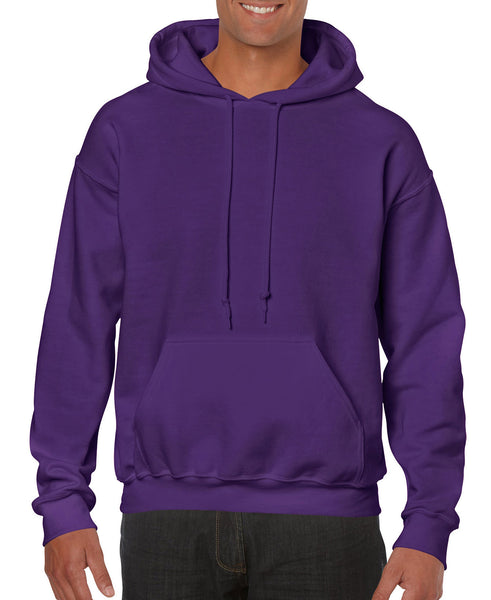 Gildan Adult Hooded Sweatshirt - Purple