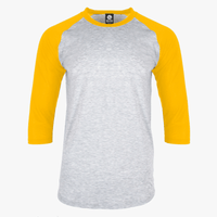 EGPRO Poly Raglan - Maize Yellow