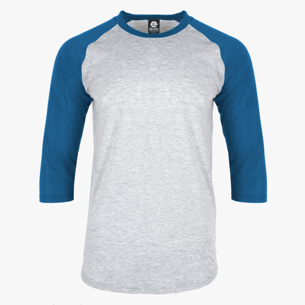 EGPRO Poly Raglan - Royal Blue Sleeve