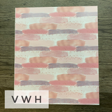 Painted Brush Strokes - Printed HTV