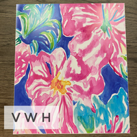 Lilly Inspired HTV - Beach Vibes