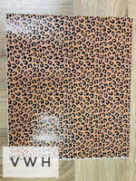 Cheetah - Printed HTV