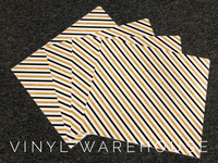 Black & Gold - Printed HTV
