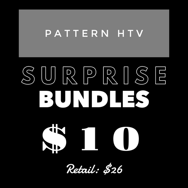 Pattern HTV Surprise Bundles