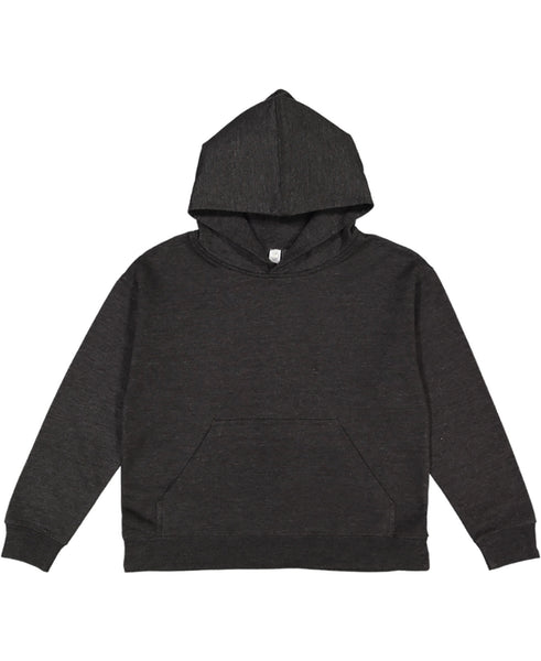 LAT Toddler/Youth Hoodie - Vintage Smoke