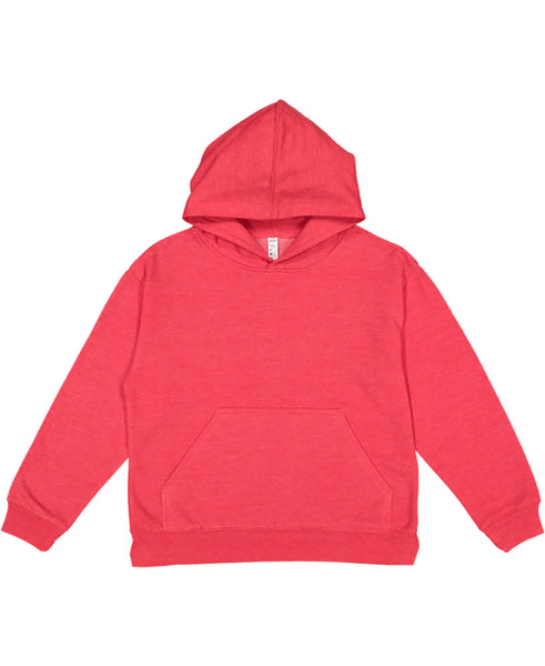 LAT Toddler/Youth Hoodie - Vintage Red