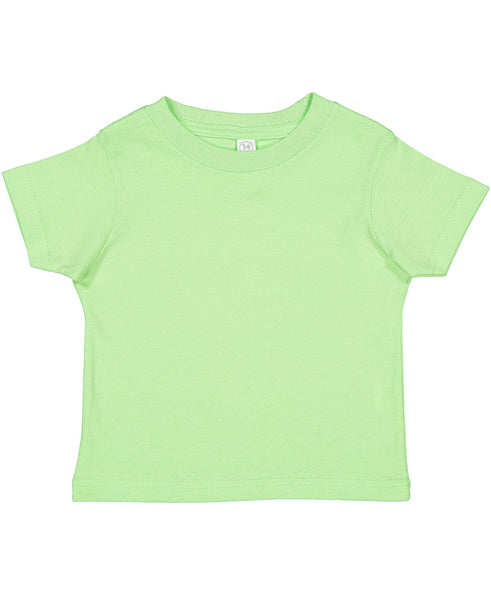 Rabbit Skins Toddler Tee - Key Lime