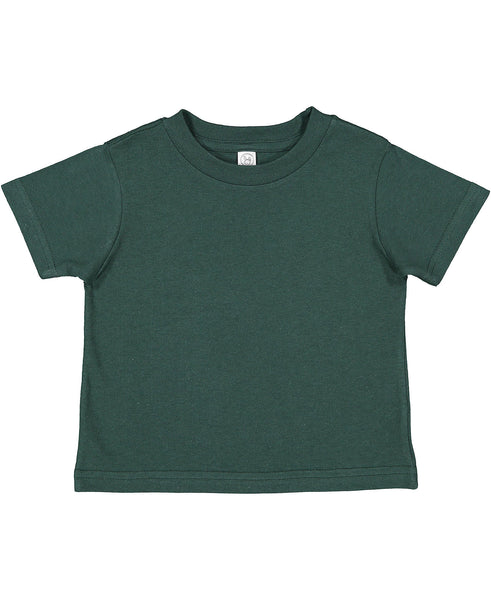 Rabbit Skins Infant Fine Jersey Tee - Forest