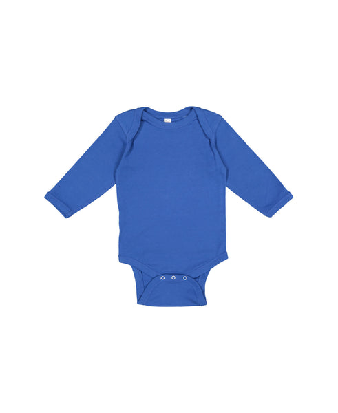 Long Sleeve Onesie - Royal