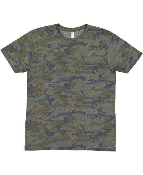Vintage Camo Tee - LAT Youth