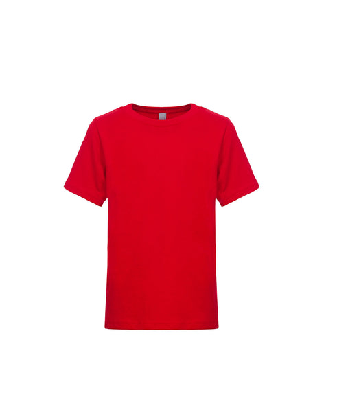 Next Level Youth Tee - Red