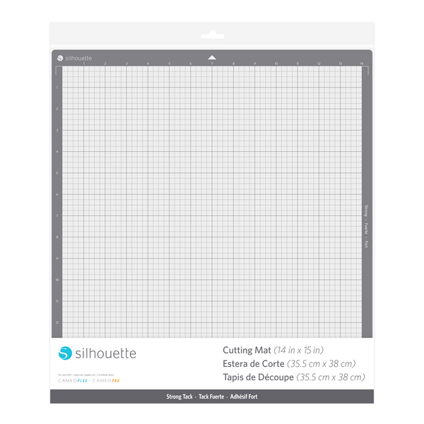"Silhouette Cameo 4 PLUS 14"" x 15"" Cutting Mat"