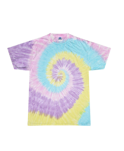 Tie Dye Shirt - Unisex Jelly Bean