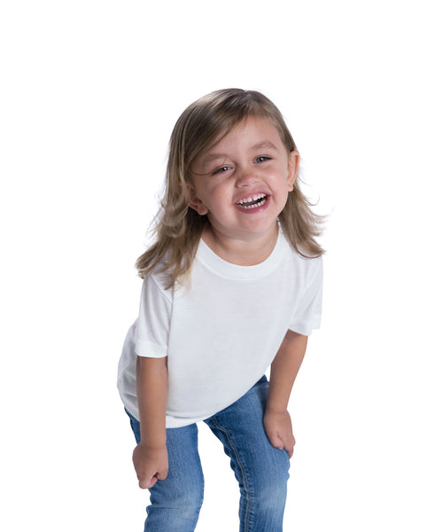 LAT Sublivie Sublimation Polyester Tee - Toddler/Youth