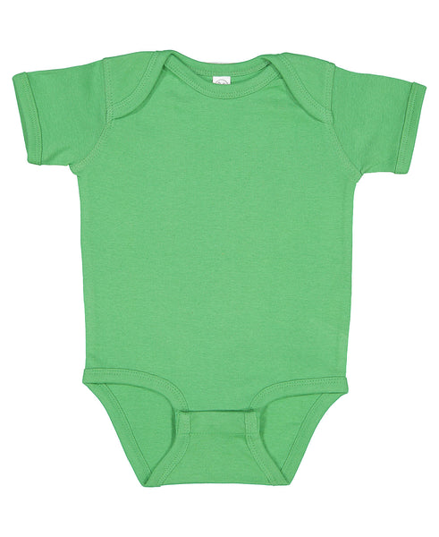 Short Sleeve Onesie - Grass