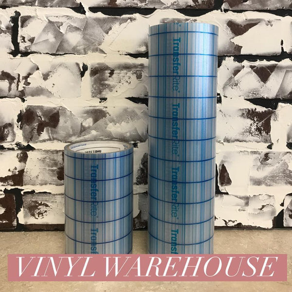 Transfer Tape with Grid - 10 Yard