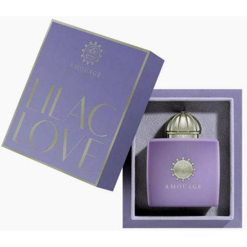 Lilac Love  Eau de Parfum 100ml For Women - D'Scentsation