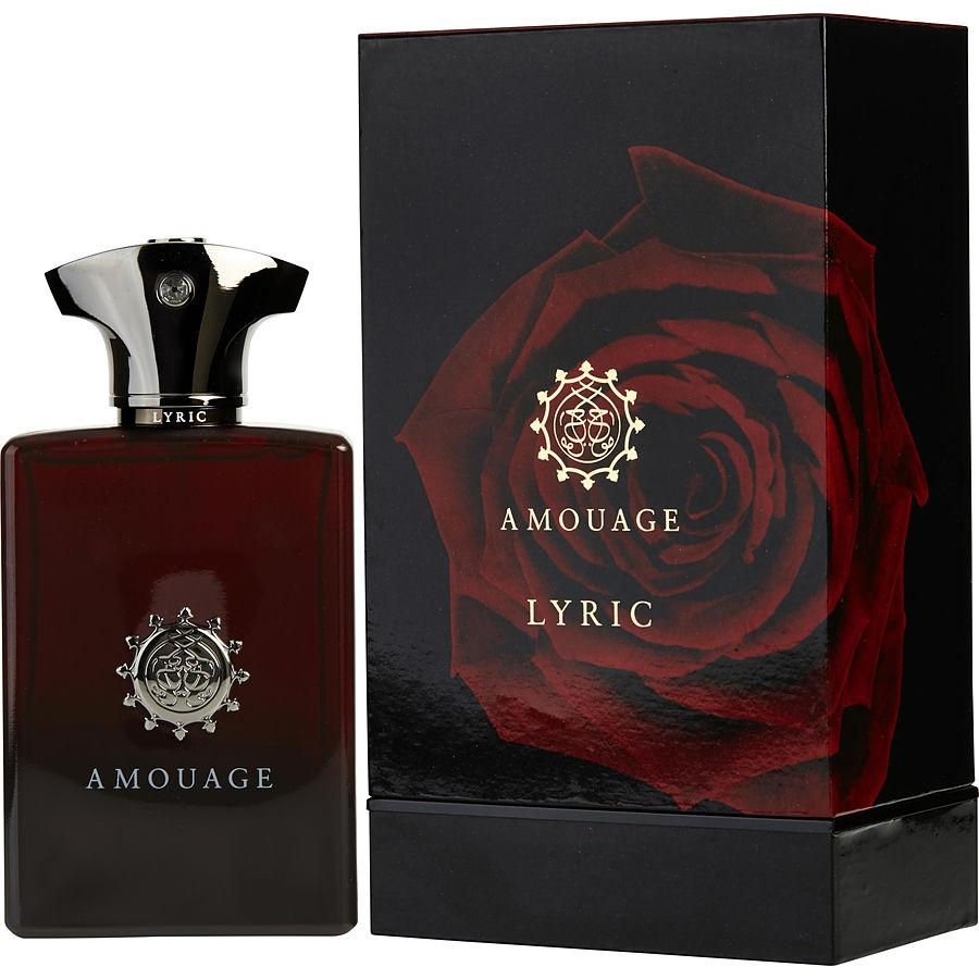 Lyric Eau de Parfum 100ml For Men - D'Scentsation