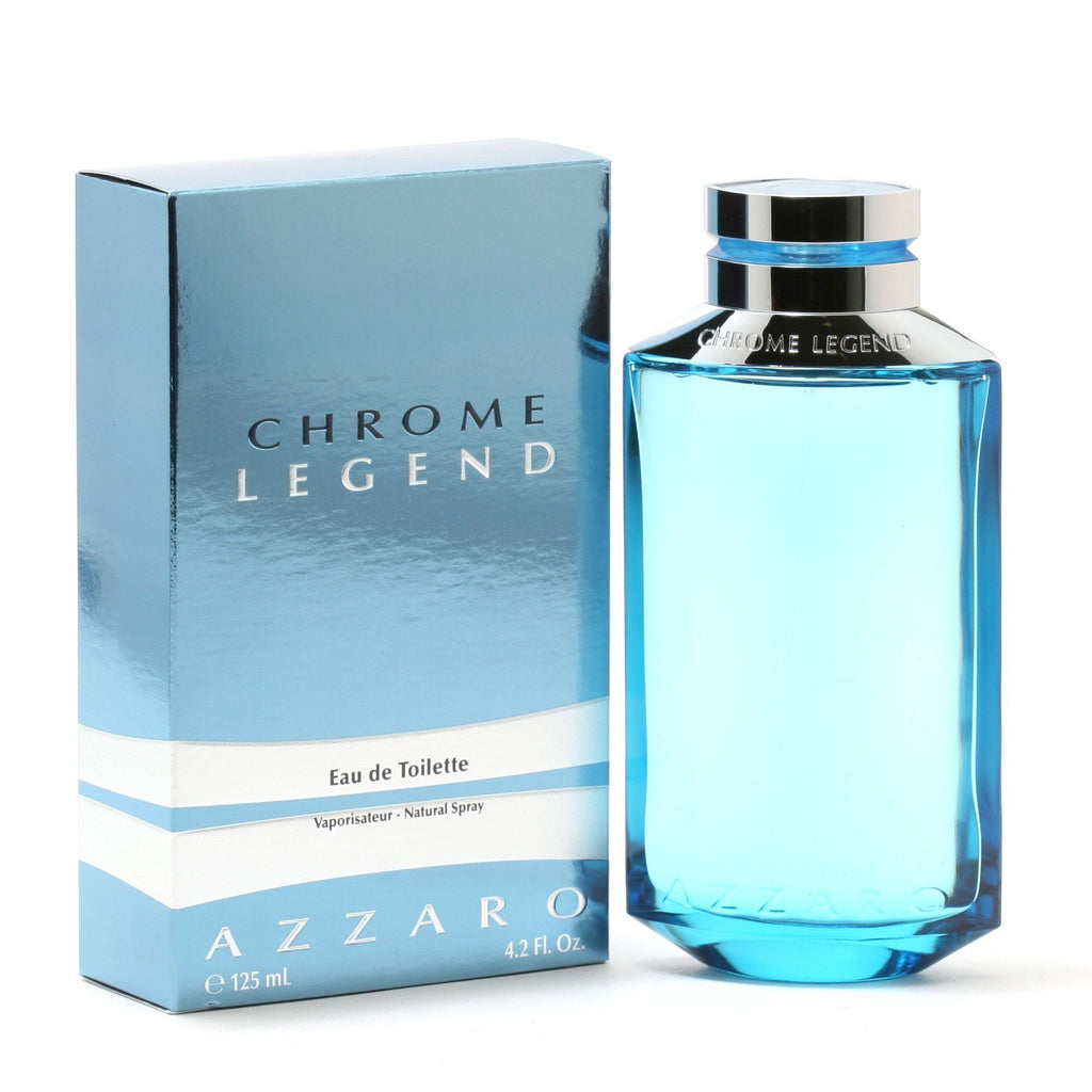 Chrome Legend For Men Eau de Toilette 100ml - D'Scentsation