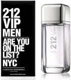 212 Vip For Men Eau de Toilette 100ml - D'Scentsation