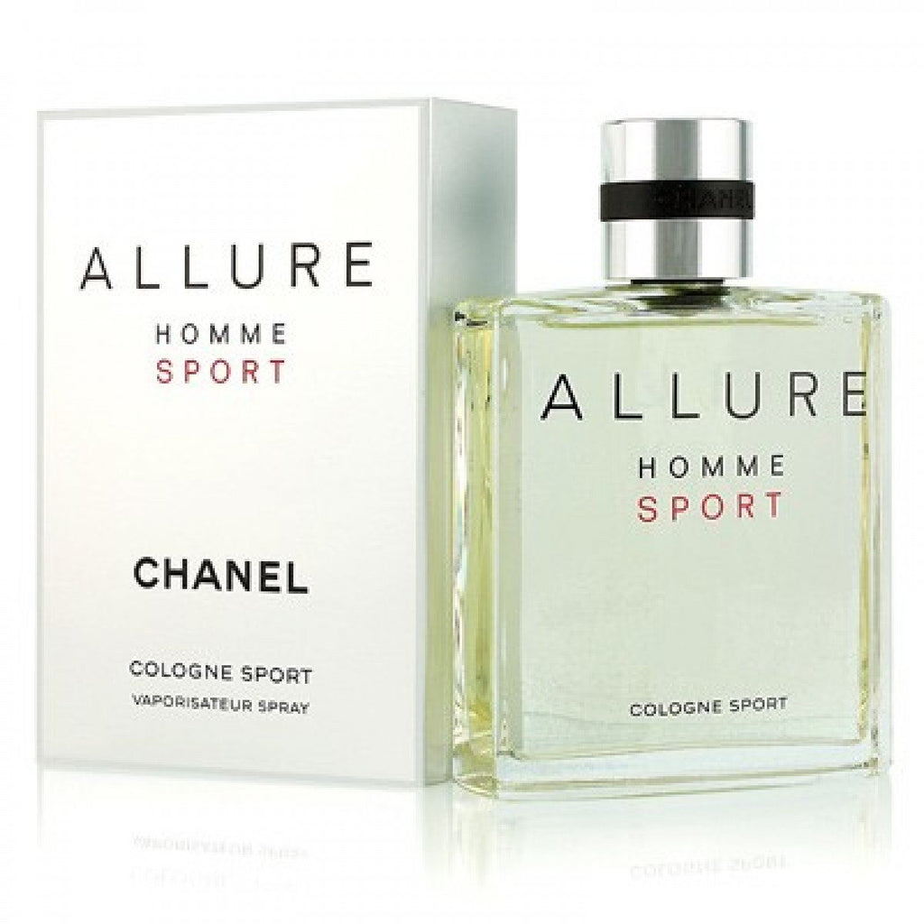 Allure Homme Sport Cologne Spray 150ml - D'Scentsation