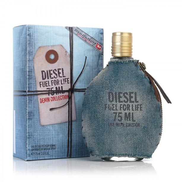 Fuel For Life Eau de Toilette 75ml - D'Scentsation